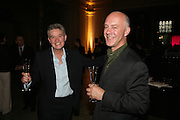 BELL AND LANGLANDS, V and A celebrates 150th anniversary. V and A. London. 26 June 2007.  -DO NOT ARCHIVE-© Copyright Photograph by Dafydd Jones. 248 Clapham Rd. London SW9 0PZ. Tel 0207 820 0771. www.dafjones.com.