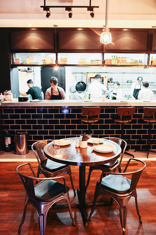 Your Local restaurant, Manila