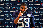 Tennessee Titans 19-10-2018. Press Conference 191018