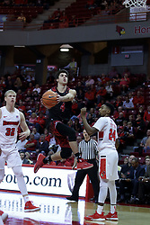 05 November 2017:  Jake Reinhart during aLewis College Flyers and Illinois State Redbirds in Redbird Arena, Normal IL