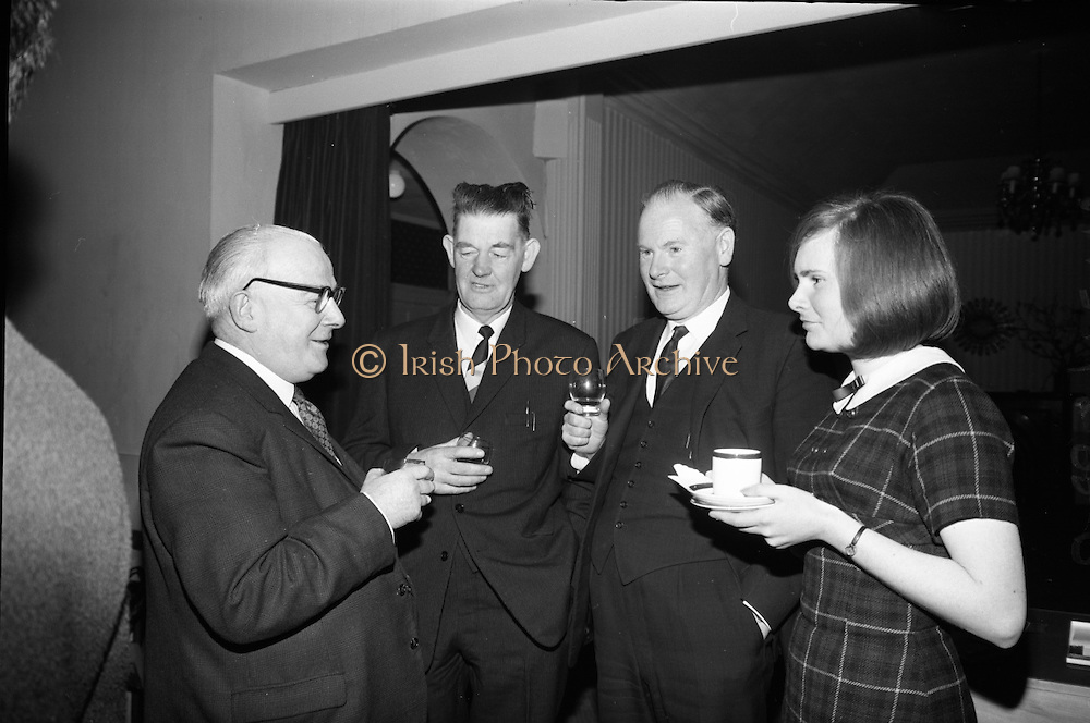 Tidy Towns Presentation to Virginia, Co. Cavan. .28.02.1965