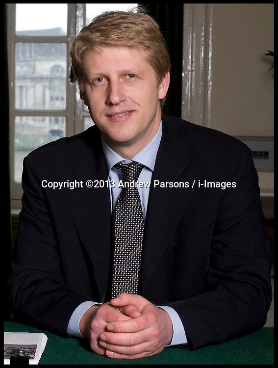 David Cameron and Jo Johnson, Boris Johnson Brother in David Cameron's office in Norman Shaw South, London, United Kingdom. Monday, 18th, 2010. Picture by Andrew Parsons / i-Images
