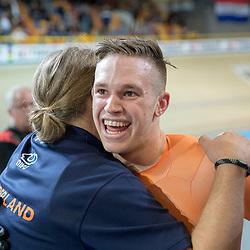 28-02-2018: Wielrennen: WK Baan: Apeldoorn