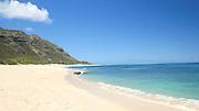 Mokulea Beach, Kaena Point, North Shore, Oahu, Hawaii