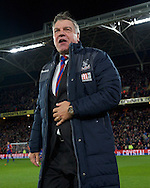 Manager Sam Allardyce of Crystal Palace before the Premier League match at Selhurst Park, London<br /> Picture by Alan Stanford/Focus Images Ltd +44 7915 056117<br /> 03/01/2017