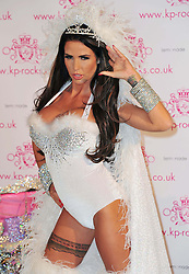 Katie Price launches KP Rocks at photocall.  Model, reality star, author and entrepreneur launches her latest venture, KP Rocks, a fabously glamorous jewellery collection. The Worx, London, United Kingdom, November 7, 2012. Photo by Nils Jorgensen / i - Images.
