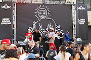 """Atmosphere during the Paradise Garage Party """"Larry Levan Day"""" event on King Street in New York City, New York on May 11, 2014."""