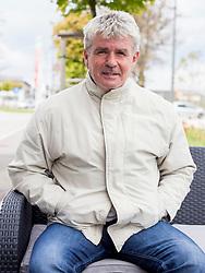Portrait of Marko Elsner, on April 26, 2017 in Ljubljana, Slovenia. Photo by Urban Urbanc / Sportida