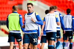 Alex Rodman of Bristol Rovers warms up - Mandatory by-line: Robbie Stephenson/JMP - 19/10/2019 - FOOTBALL - The Keepmoat Stadium - Doncaster, England - Doncaster Rovers v Bristol Rovers - Sky Bet League One