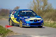 DM1 Gjønge Rally 2008 - Bårse