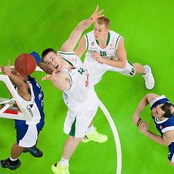 20121115: SLO, Basketball - Euroleague 2012/13, KK Union Olimpija vs Mapooro Cantu