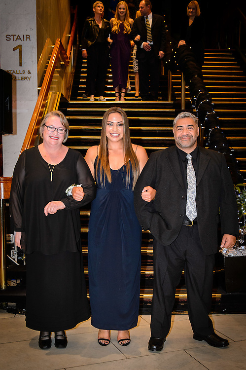 WELLINGTON, NEW ZEALAND - June 18: Queen Margaret College Year 13 Ball June 18, 2016 in Wellington, New Zealand. (Photo by Mark Tantrum/ http://marktantrum.com)