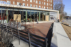 Webster Hall Construction