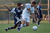 Rowan Mens Soccer v. Immaculata