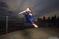 Dance As Art New York City Photography Project Brooklyn Heights Promenade Series with dancerAshtyn Muzio