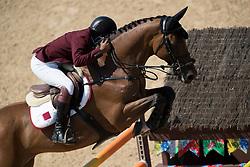 Mohammed Bassem Hassan, QAT, Primeval Dejavu<br /> Olympic Games Rio 2016<br /> © Hippo Foto - Dirk Caremans<br /> 17/08/16