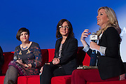 Julie Ann Crommett, Google, Lesley Chilcott, Documentary Film Producer and Jennifer Jolly, Journalist