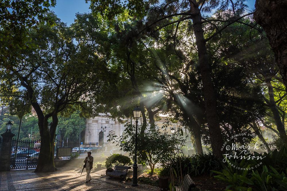 Jardim de Estrela, Lisbon, Portugal