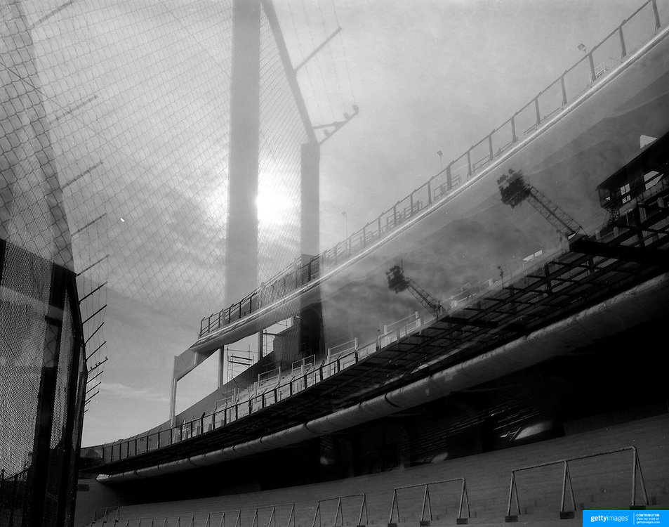 Playing with Ghosts... Football Stadiums of Argentina..Argentina, one of the powerhouses of World Football is steeped in history and tradition, so too are the countries stadiums. Many were built in the early part of the 1900's and maintain an incredible unique atmosphere of their own. Empty stadiums terraces sing to the observer, holding onto the fans voices from match days past when Argentina's fans show a passion for the game and their clubs which is second to none. The historic stadiums have a voice of their own and a unique atmosphere. ..Argentina's most famous stadium Estadio Alberto J. Armando, otherwise know as La Bombonera, home of Club Atlético Boca Juniors  based in the La Boca neighbourhood of Buenos Aires. The ground was opened May 25, 1940 and has a capacity of 49,000.