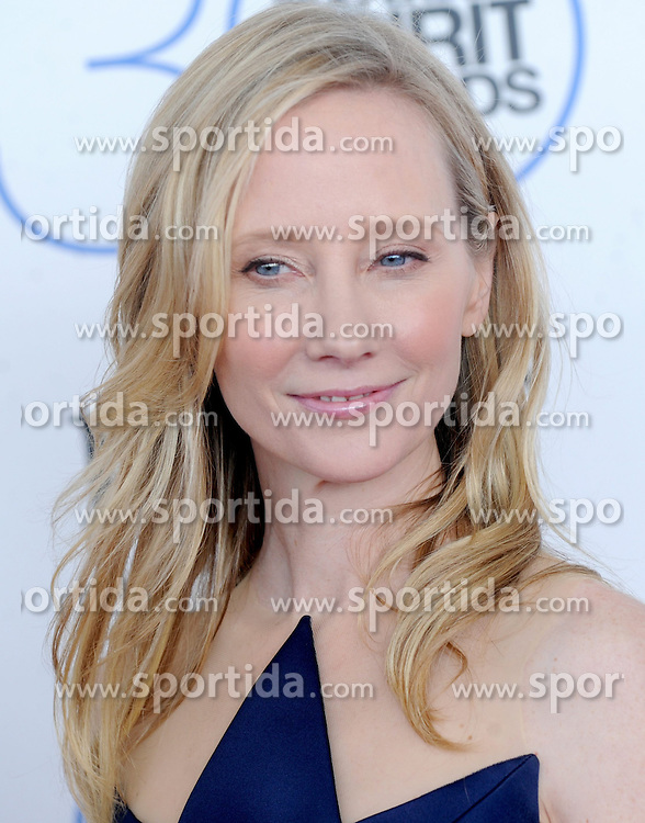 Anne Heche at the 30th Film Independent Spirit Awards 2015 - Arrivals 1, Santa Monica Beach, Santa Monica, CA February 21, 2015. EXPA Pictures &copy; 2015, PhotoCredit: EXPA/ Photoshot/ Dennis Van Tine<br /> <br /> *****ATTENTION - for AUT, SLO, CRO, SRB, BIH, MAZ only*****