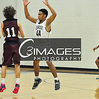 JV Eagles vs Red Oak 12-16-14