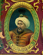 Mehmet IV 1642 – 1693 Sultan of the Ottoman Empire from 1648 to 1687. Taking the throne at age six, his reign was significant as he changed the nature of the Sultan's position forever by giving up most of his executive power to his Grand Vizier.