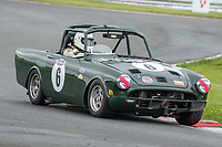 #6 Stephen PICKERING Sunbeam Tiger  during CSCC Adams & Page Swinging Sixties Series  as part of the CSCC Oulton Park Cheshire Challenge Race Meeting at Oulton Park, Little Budworth, Cheshire, United Kingdom. June 02 2018. World Copyright Peter Taylor/PSP.