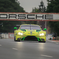 #97, Aston Martin Racing, Aston Martin Vantage AMR, LMGTE Pro, driven by: Alex Lynn, Maxime Martin, Jonathan Adam, 24 Heures Du Mans  2018, , 14/06/2018,