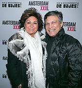 2018-03-20. De Bajes, Amsterdam. Lancering 6e editie van Amsterdam XXXL. Op de foto: Christine Kroonenberg