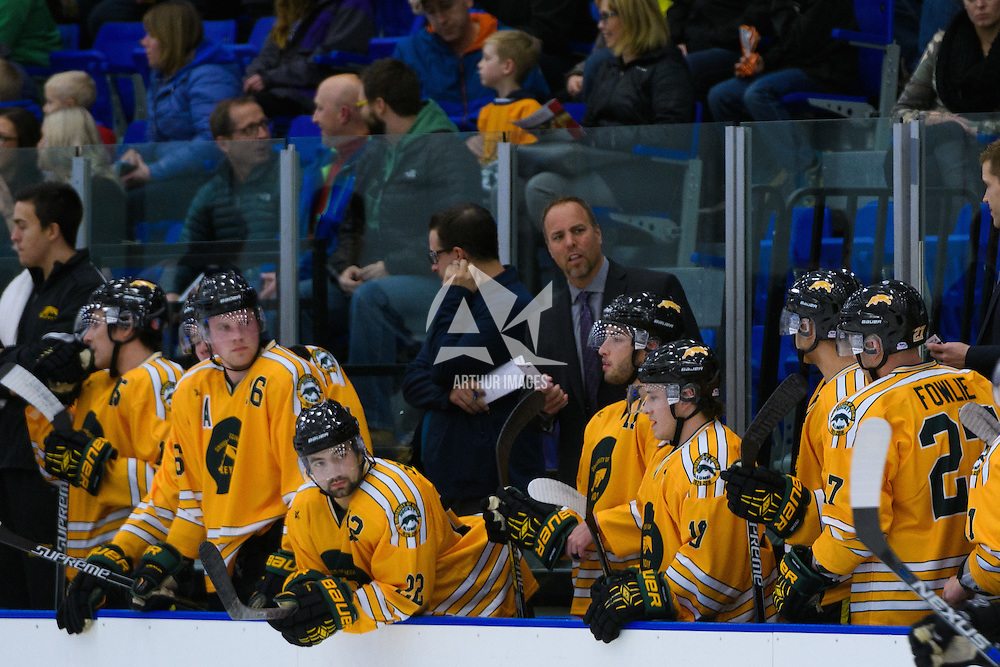 The University of Regina Men's Hockey team during the Shine On game on October 28 at The Co-Operators Arena. Credit: /Arthur Images