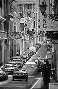 Calle Luna street scene