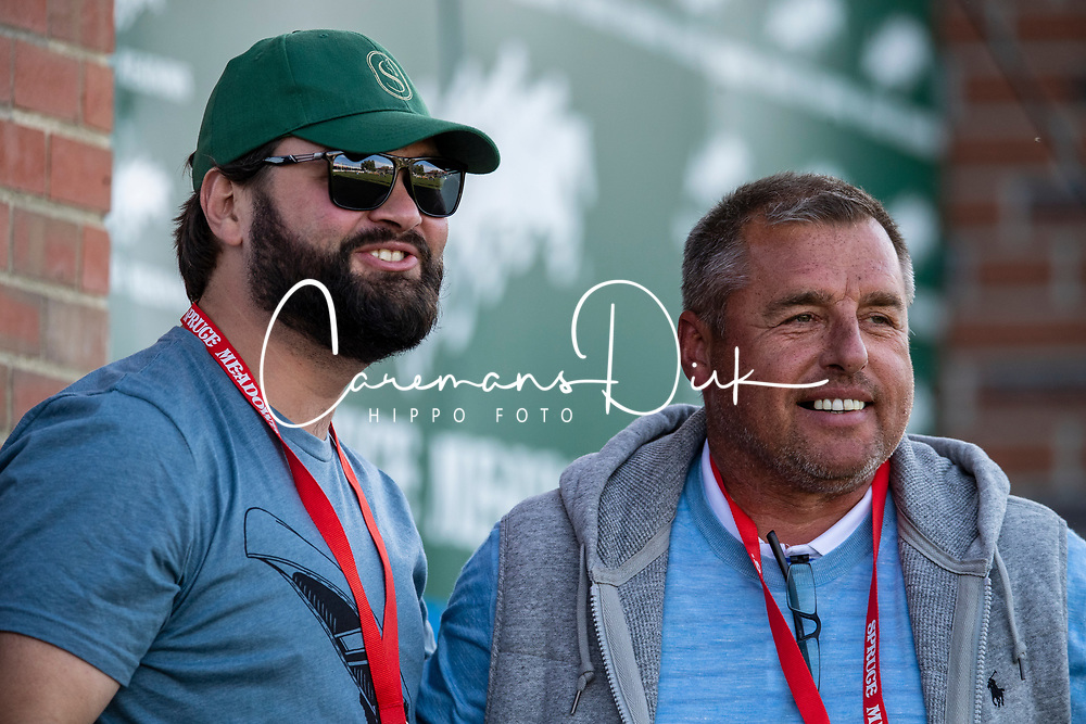 Bronken Claus, Philippaerts Ludo, BEL<br /> Spruce Meadows Masters - Calgary 2019<br /> © Hippo Foto - Dirk Caremans<br />  08/09/2019