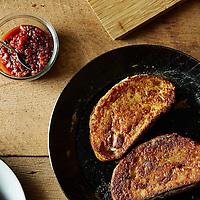 Mozzarella Sandwich with Sun Dried Tomatoes