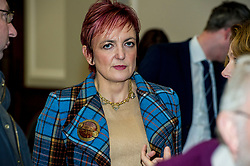 Pictured: Angela Constance<br /> Communities Secretary Angela Constance MSP was joined today at the Leith Theatre in Ediburgh by Cosla president councillor Alison Evison as details of the local governance review project were unveiled.  The project will look at how communities can have more of a say on how decisions are taken locally.<br /> <br /> <br /> Ger Harley | EEm 7 December 2017