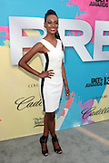 """Los Angeles, CA-June 29: Recording Artist Tiara Thomas attends the Seventh Annual """" Pre """" Dinner celebrating BET Awards hosted by BET Network/CEO Debra L. Lee held at Miulk Studios on June 29, 2013 in Los Angeles, CA. © Terrence Jennings"""