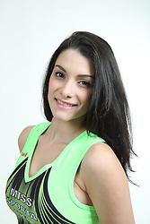 Alena Music na izboru za Miss Sporta Slovenije 2015, on January 21, 2015 in Bled, Slovenia. Photo by Vid Ponikvar / Sportida