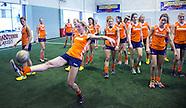 Indoor training HWL