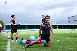 Nick David of Worcester Warriors during preseason training ahead of the 2019/20 Gallagher Premiership Rugby season - Mandatory by-line: Robbie Stephenson/JMP - 06/08/2019 - RUGBY - Sixways Stadium - Worcester, England - Worcester Warriors Preseason Training 2019