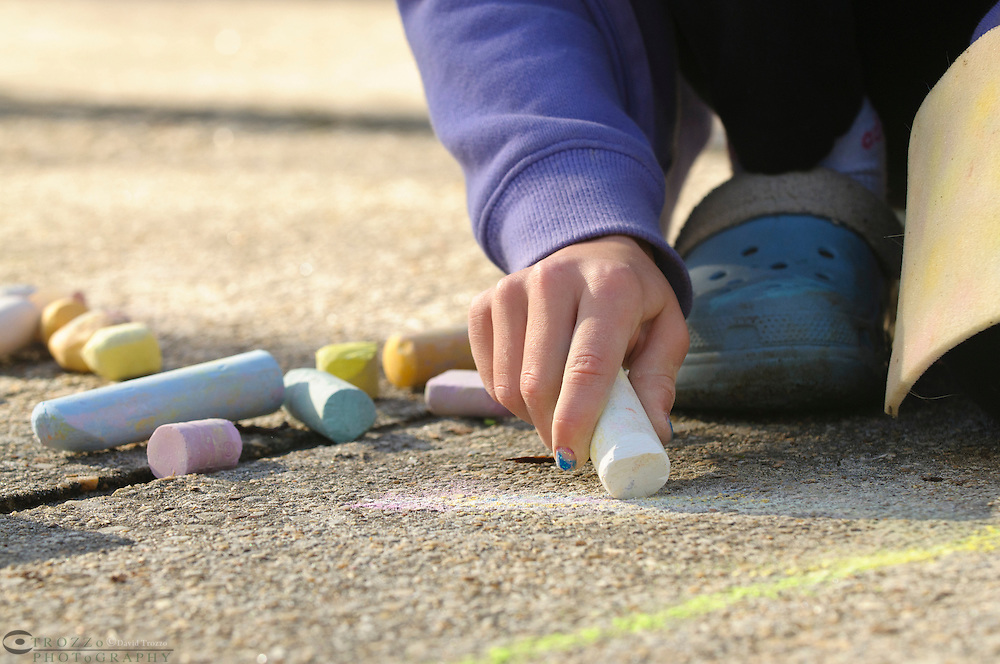 Sidewalk chalk