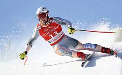 24.01.2020, Streif, Kitzbühel, AUT, FIS Weltcup Ski Alpin, SuperG, Herren, im Bild Aleksander Aamodt Kilde (NOR) // Aleksander Aamodt Kilde (NOR) in action during his run for the men's SuperG of FIS Ski Alpine World Cup at the Streif in Kitzbühel, Austria on 2020/01/24. EXPA Pictures © 2020, PhotoCredit: EXPA/ SM<br /> <br /> *****ATTENTION - OUT of GER*****