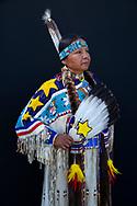 North America, America, American, USA, Pacific Northwest, Oregon, Warm Springs, Pat Heemsah , Yakima, MR 0616