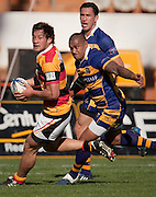 Waikato's Jack Lam during the Air New Zealand Cup rugby match between Waikato and Bay of Plenty at Bay Park Stadium, Tauranga, New Zealand, Saturday 22 August 2009. Photo: Stephen Barker/PHOTOSPORT