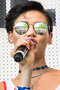 Sinead Harnett plays Wireless festival, Finsbury Park, London, UK