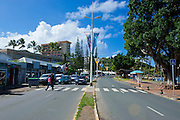 Noumea capital of New Caledonia, Melanesia, South Pacific