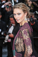 "CANNES, FRANCE - MAY 14:  Karlie Kloss  attends the opening ceremony and ""Grace of Monaco"" premiere at the 67th Annual Cannes Film Festival on May 14, 2014 in Cannes, France.  (Photo by Tony Barson/FilmMagic)"