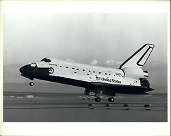 1984 - United States Space Shuttle ''Discovery' (Credit Image: © Keystone Pictures USA/ZUMAPRESS.com)
