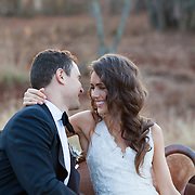 Rustic Horse Farm Styled Shoot in New England in Autumn