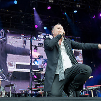 The Trevor Horn Band in concert at Rewind Scotland, Scone Place, Perth, Scotland