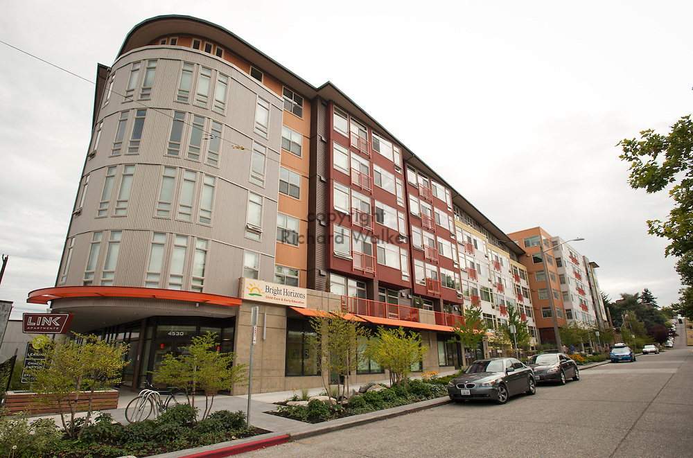 The Link Apartments West Seattle