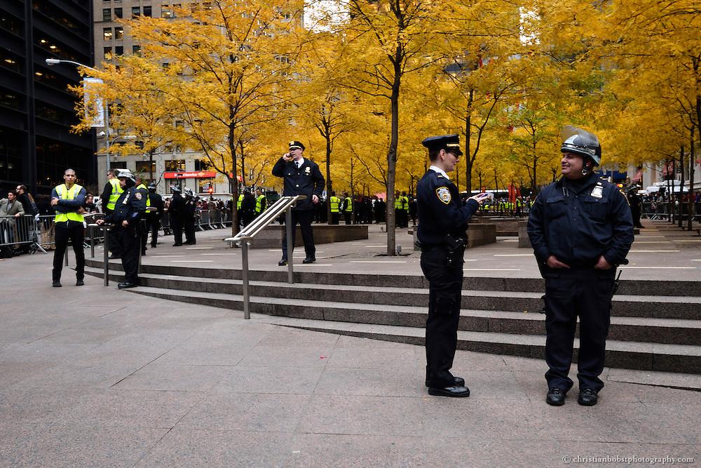 November 15 2011, Zuccotti Park, NY